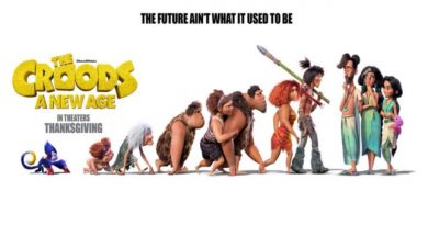 The Croods A New Age, prvi na americkoj box office listi